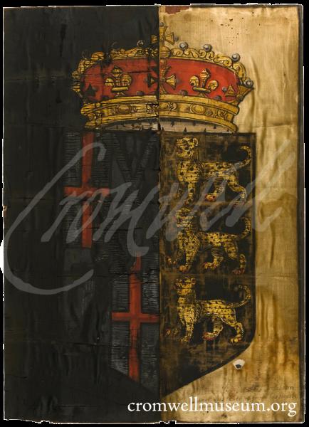 Cromwell's Escutcheon